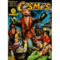 Cosmos (4) - Invasion de robots