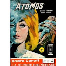 Atomos (28) - La guerre des Nosiars