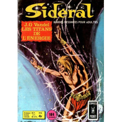 Sidéral (50) - Les titans de l'énergie