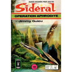 Sidéral (49) - Opération aphrodite