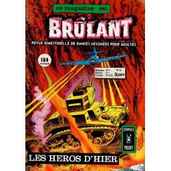 Brulant (33) - Les héros d'hier