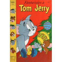 Fantaisies de Tom et Jerry (10) - La Dinde du Réveillon