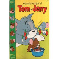 Fantaisies de Tom et Jerry (9) - Les plaisirs de la montagne