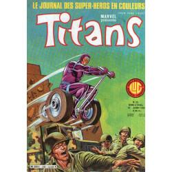 Titans (33) - La guerre des étoiles - Le chasseur de primes