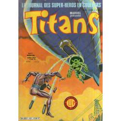 Titans (42) - La guerre des étoiles -Trahison