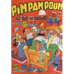 Pim Pam Poum (12) - Les rois des farceurs