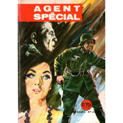 Agent spécial (34) - L'espadon volant