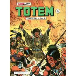 Totem (10) - L'or des Yamas