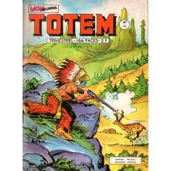 Totem (15) - Traître deux fois