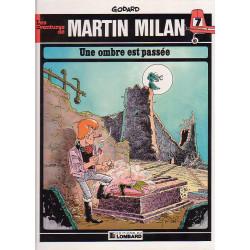 Martin Milan (7) - Une ombre est passée