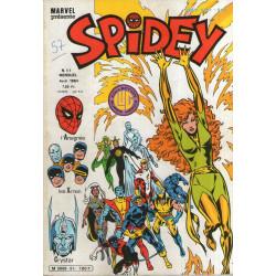 Spidey (51) - Et si c'était l'araignée