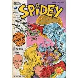 Spidey (63) - La fin des X-men