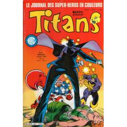 Titans (61) - La guerre des étoiles - L'histoire de Shira