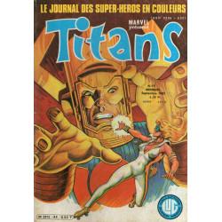 Titans (44) - La guerre des étoiles - Dans le vide de l'espace