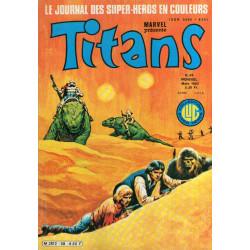 Titans (38) - La guerre des étoiles - Jawa express