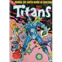 Titans (49) - La guerre des étoiles - Le dernier djedaï