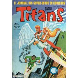 Titans (51) - La guerre des étoiles - La fièvre rouge (2)