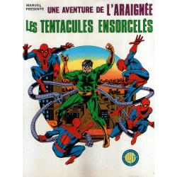 Une aventure de l'araignée (13) - Les tentacules ensorcelés