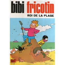 Bibi Fricotin (80) - Bibi Fricotin roi de la plage