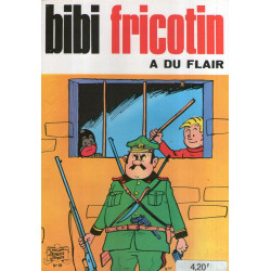 Bibi Fricotin (66) - Bibi Fricotin a du flair