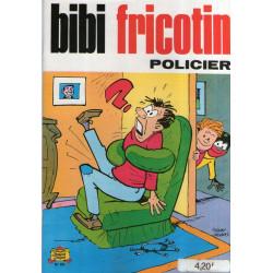 Bibi Fricotin (25) - Bibi Fricotin policier