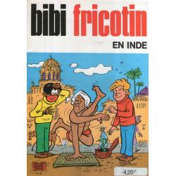 Bibi Fricotin (91) - Bibi Fricotin en Inde