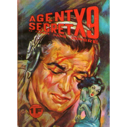 Agent secret X9 (5) - Danger immédiat
