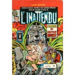 L'inattendu (19) - L'ombre du docteur Doom