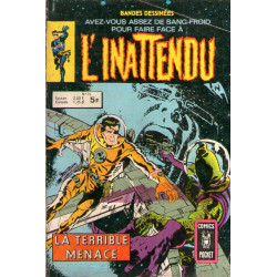 L'inattendu (16) - La terrible menace
