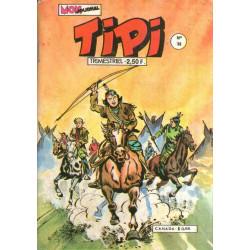 Tipi (39) - Totanka - La justice du grand esprit