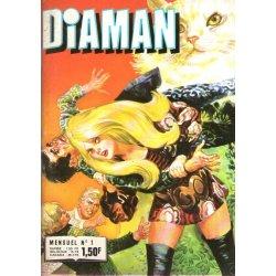 Diaman (1) - Le chat blanc