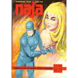 Naja (17) - La fille aux dollars