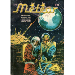 Météor (176) - Vol spatial - Direction danger