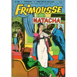 Frimousse (185) - Natacha - Premier bal
