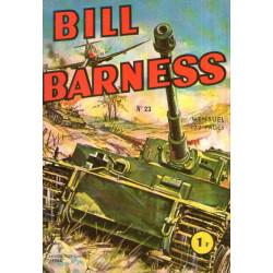 Bill Barness (23) - Le fusil de Lewis Burns