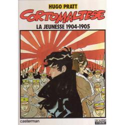 Corto Maltese (1) - La jeunesse de Corto Maltese 1904-1905