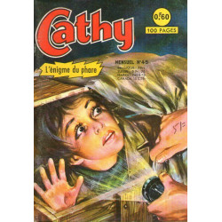 Cathy (45) - L'énigme du phare