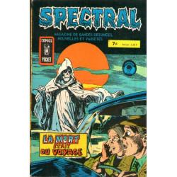 Spectral Recueil (902) - La mort était du voyage