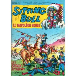 Sitting Bull le Napoléon rouge (2) Les sioux attaquent