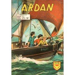Ardan (21) - Yann et les pirates de l'archipel