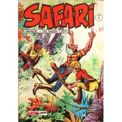 Safari (23) - Les fruits du Diable