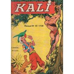 Kali (32) - Le message du pirate