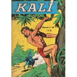 Kali (30) - Vers l'inconnu