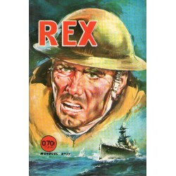 Rex (17) - Pilote de chasse