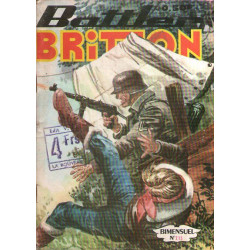 Battler Britton (215) - Ami ou ennemi
