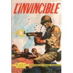 L'invincible (9) - La vengeance de la montagne sacrée