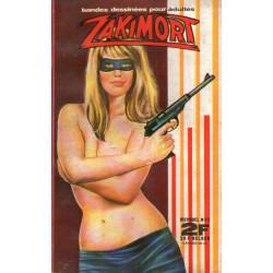 Zakimort (11) - La trahison de Léo