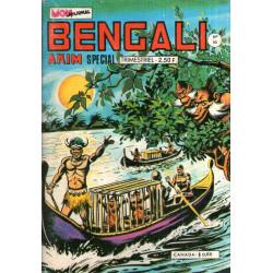 Bengali - Akim spécial (66) - Les chasseurs de singes
