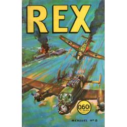 Rex (8) - Le dernier zeppelin