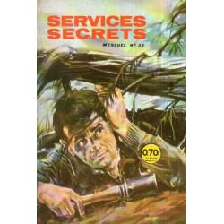 Services secrets (35) - Le trophée de la victoire